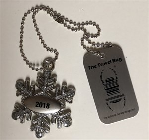 2018 Hill Christmas Ornament