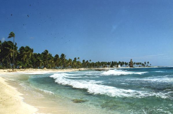 Břeh ostrova