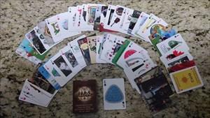Geowoodstock XII Card Deck
