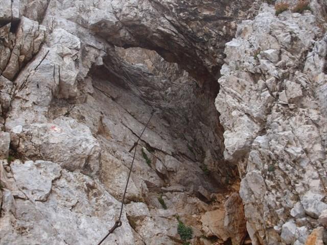Pogled od spodaj