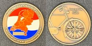 Dutch Geocoin 2006 (AG)