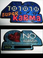 101010 Super Karma Geocoin