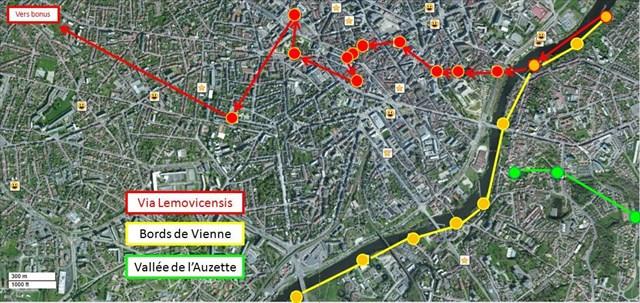 Circuit des bords de Vienne