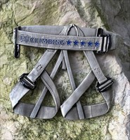 LordT's T5 Harness Climbing Geocoin - Front