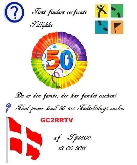 50 års fødselsdag ideer
