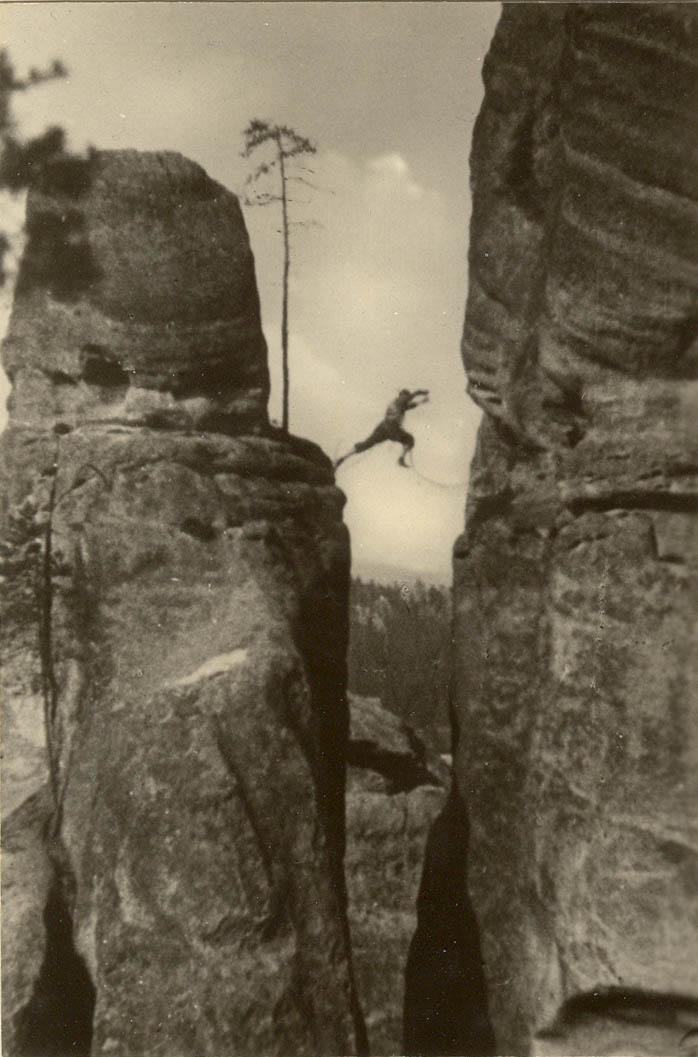 Vystup na Velkeho konsela / An ascent of the Velky Konsel