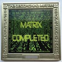LordT's Matrix Geocoin - Front