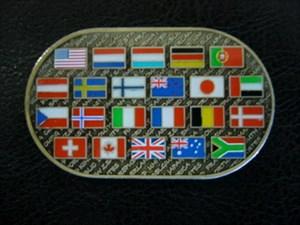 Flag Coin