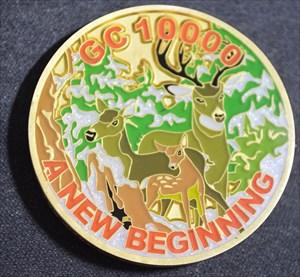 GC10000c - Gold