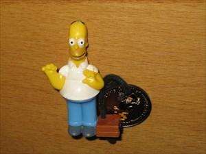 Homer Chimney Sweeper Geocoin
