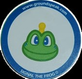 Signal The Frog icon