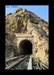 um dos túneis