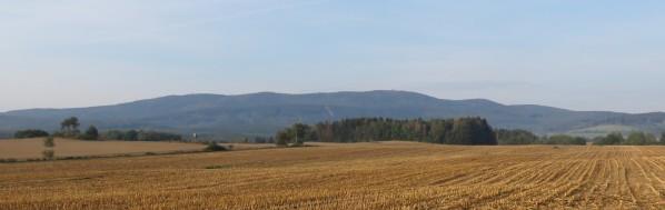Čerchov aMalinová hora