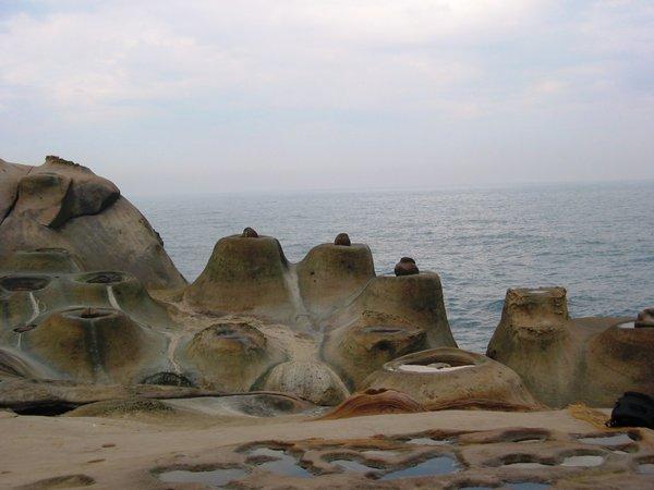 Candle rocks