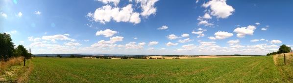 Severní panorama ve větším rozlišení