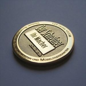 125-Jahre-VSSM-Jubiläums-Coin