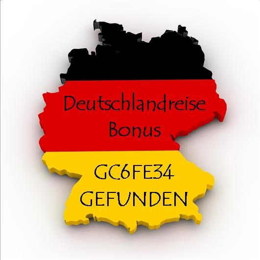Deutschlandreise - Bonus