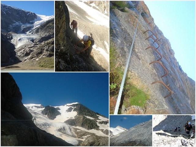 Klettersteig Tierbergli : Gc eaj klettersteig tierbergli traditional cache in bern