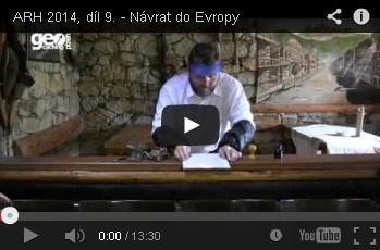 Videozpravodajství č.9 - klikem spustit