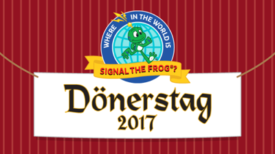 Dönerstag in Cape Town 2017