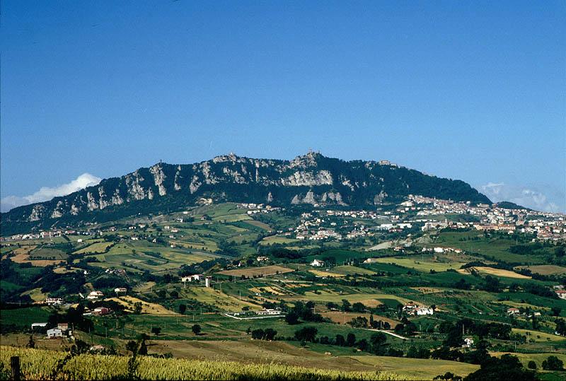 GC56NVB Monte Titano di San Marino (Earthcache) in San Marino ...