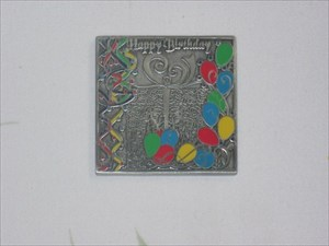 60th Birthday Trackable