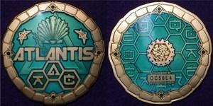 Atlantis Lost Continent