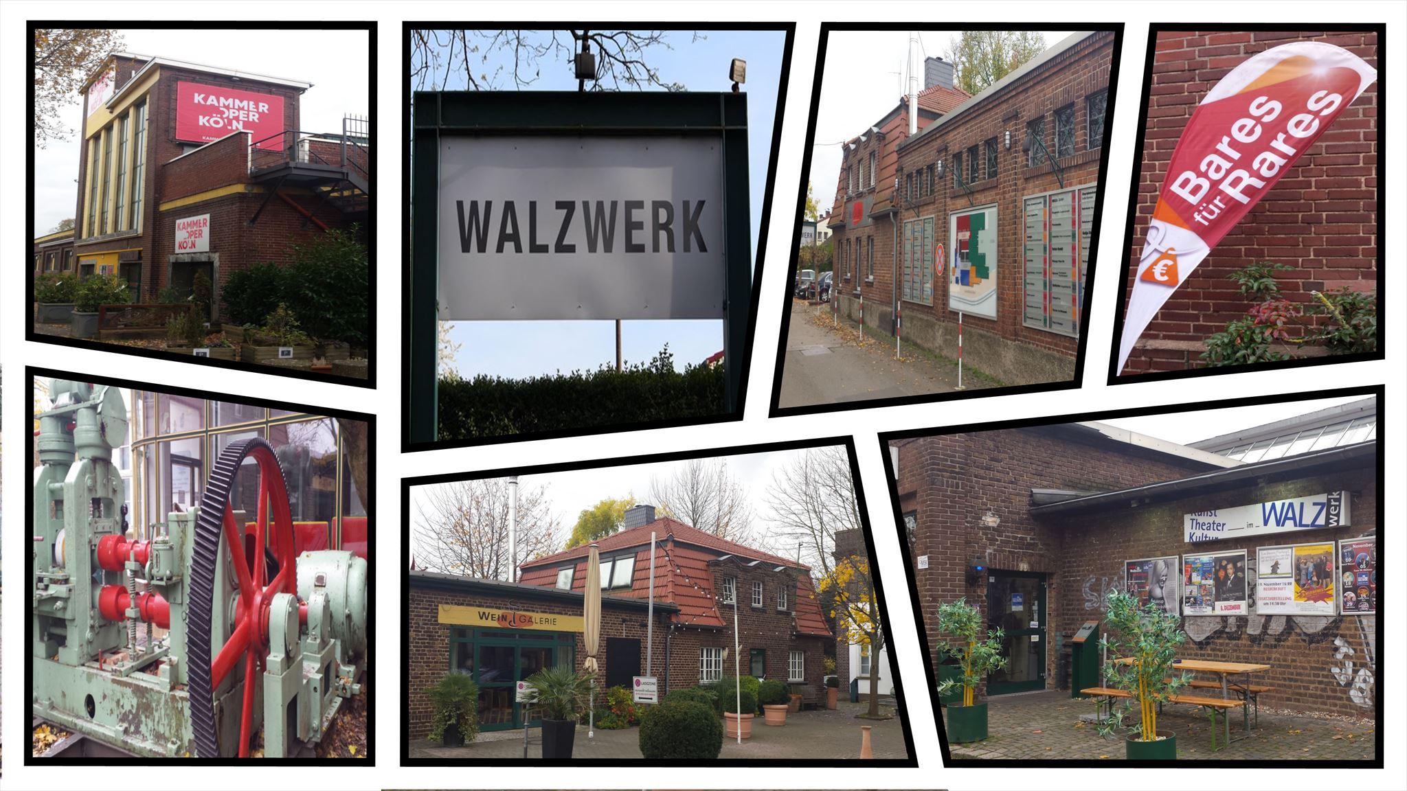 Pulheim Walzwerk