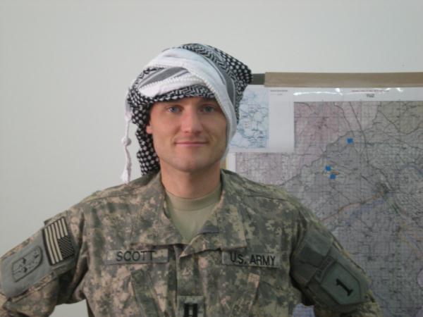 Sam - American Soldier