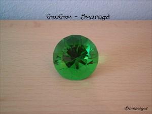 GeoGem - Smaragd