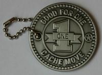 Coin Vorderseite