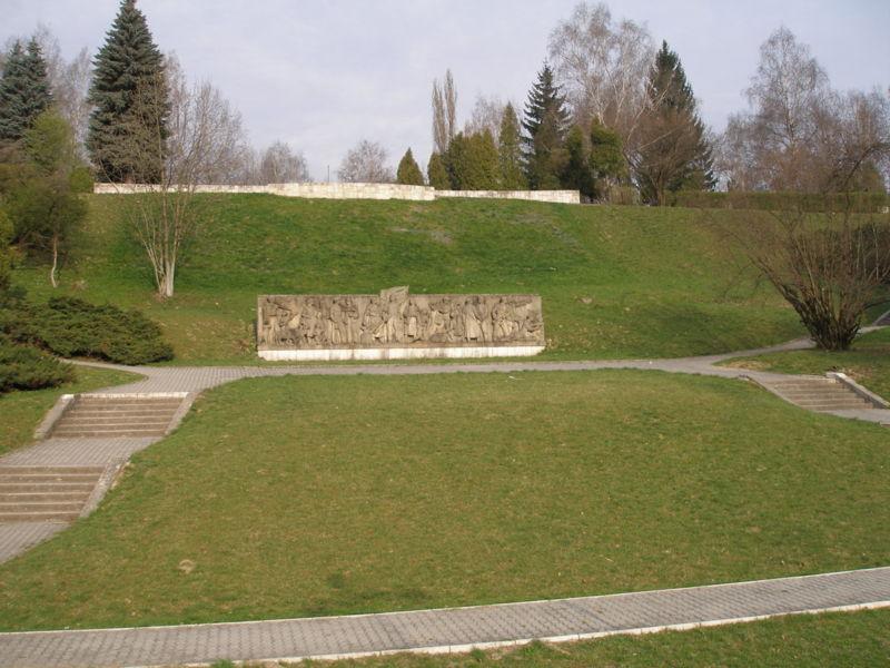 partizansky cintorin