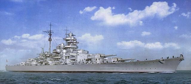 Bismarck in Farbe
