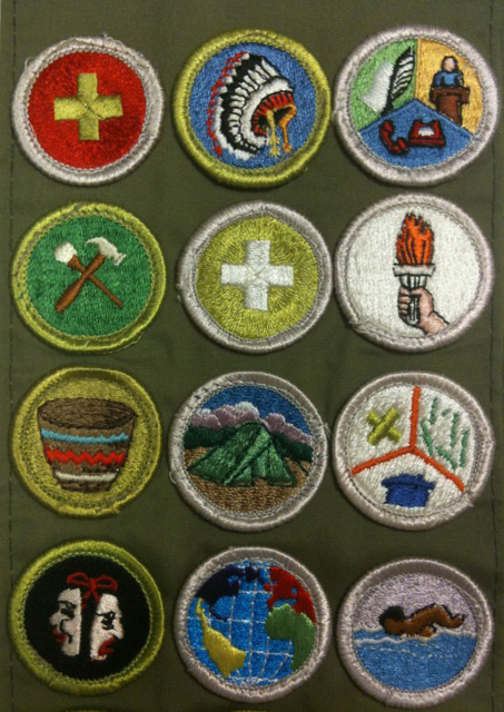 GC2KMT9 Fire Safety on the Merit Badge Midway (Traditional Cache ...