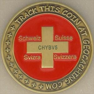 Swiss Coin