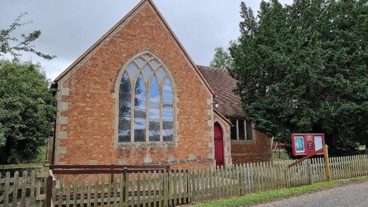 Sutton Methodist Church, photo copyright Dan Q