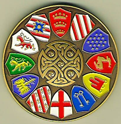 Tb4nyjr knights of the round table geocoin knights of for 10 knights of the round table