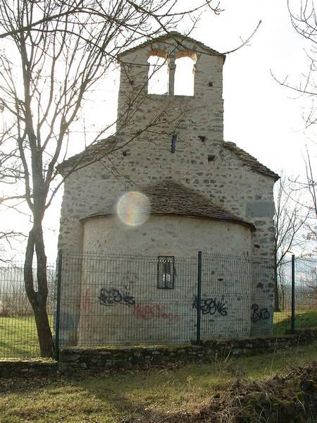 La chapelle St Germain