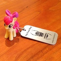 Apple Bloom #2 - GeocachePets.com Travel Bug