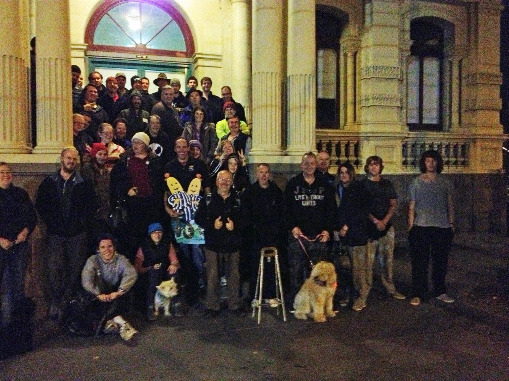 WWFM X - What time ? 3am at Northcote town hall