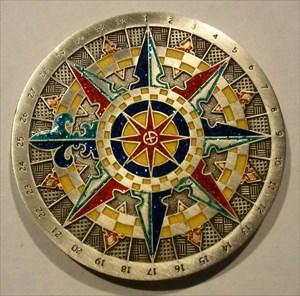Compass Rose 2007