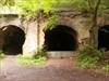 Fort Zorndorf, Polen Eingangsbereich zum Fort