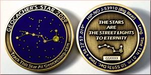 Geocacher's Star