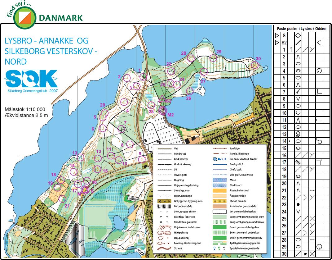 Gc4bq1m O Lob Odden Og Lysbro Multi Cache In Denmark Created By