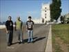 Coisos a caminho da Torre de Belém