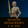 ADVENTNI GEOSKORAPKY / ADVENT GEONUTSHELLS 2016
