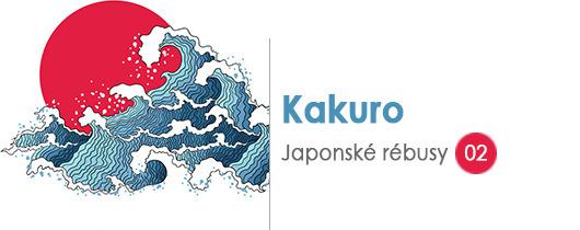 Japonské rébusy 2 - Kakuro