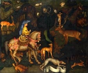 Vidění sv. Eustacha