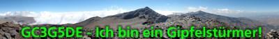GC3G5DE - Ich bin ein Gipfelstürmer!
