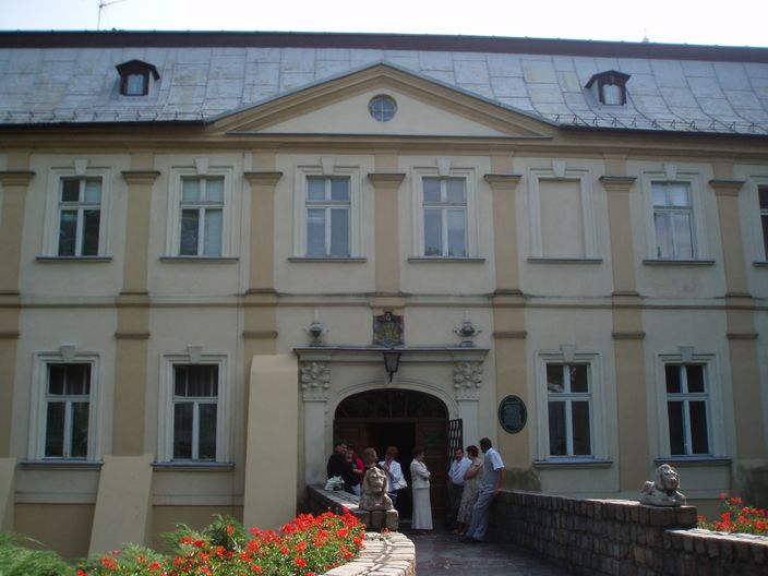 Annaberg Schloss